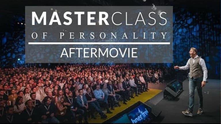 Tobias Beck - Masterclass of Personality Aftermovie