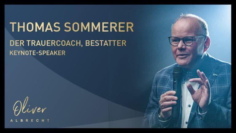 Thomas Sommerer- Der TrauerCoach über die NewMarket Digital GmbH
